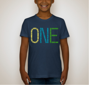 ONE T-Shirt Navy