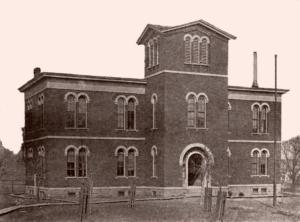 Hyde Park-1st school