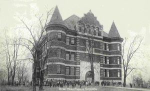 Hyde Park School 1902 Building