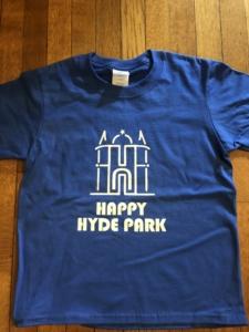 Happy Hyde Park T-Shirt