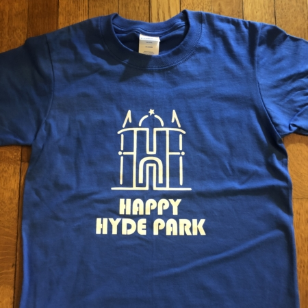 Happy Hyde Park T-Shirt